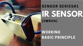 How does Photoelectric Sensor Work?(OMRON  E3JK-R4M1) II Sanitation Machine Sensor II