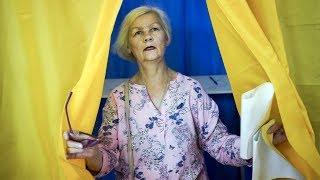 Выборы в Украине | 21.07.19 | Часть 1