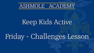 video: Join in with free online PE lessons: exercise challenges