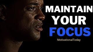 Maintain Your Focus (TD Jakes, Joel Osteen, Jim Rohn) Best Motivational Speech EVER Compilation 2021