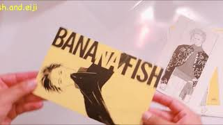 BANANAFISHバナナフィッシュBOXSETUNBOXING