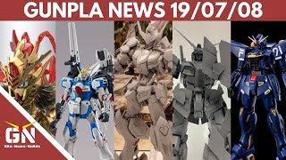 Gunpla News: 2 New Perfect Grade, MG Barbatos, F90, Second Victory, SD Akatsuki, Anime Expo