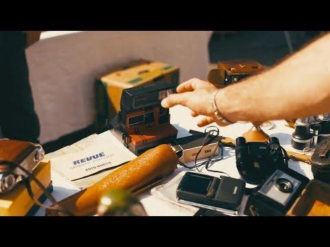 Polaroid 600 Camera from the Flea Market