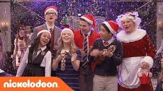 'Jingle Bells' 🔔  w/ the School of Rock Cast | School of Rock | Nick