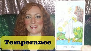 JOURNEY THROUGH THE TAROT: Week with TEMPERANCE | Introduction to the DEVIL Card