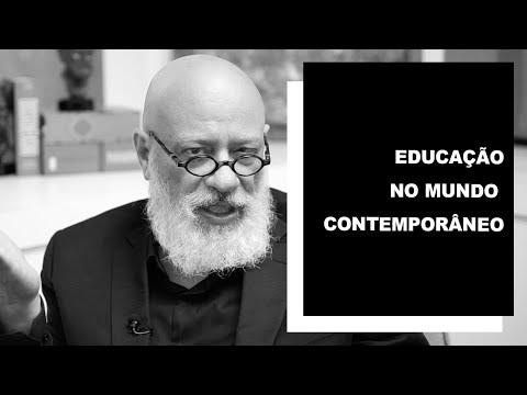 Download Educação no mundo contemporâneo - Luiz Felipe Pondé HD Mp4 3GP Video and MP3