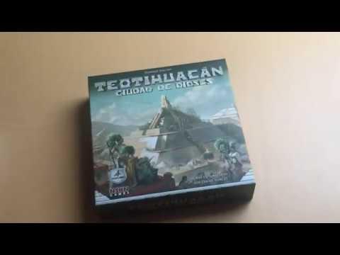 Teotihuacan en Solitario