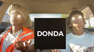 Kanye West - Pure Souls feat. Roddy Ricch & Shenseea Reaction   RODDY CAME BACK   DONDA