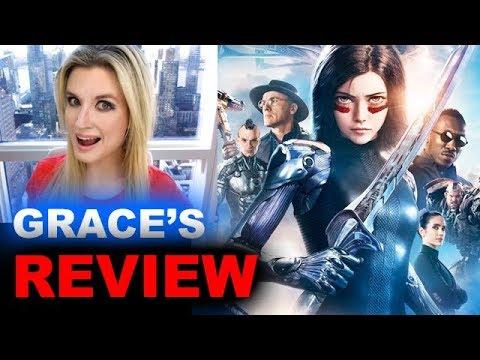Alita Battle Angel Movie Review