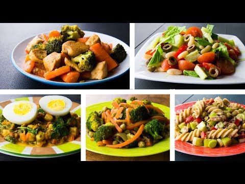 5 Healthy Weight Loss Recipes