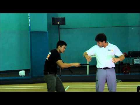 Krav Maga Philippines - Knife Defense from the Side