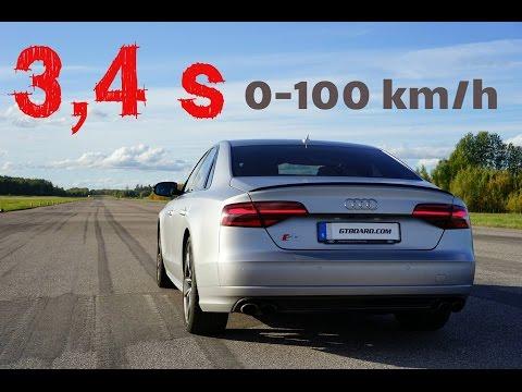audi s8 plus hits 100 km h 62 mph in 3 4 seconds sounds glorious autoevolution. Black Bedroom Furniture Sets. Home Design Ideas