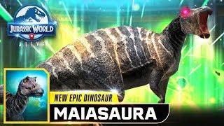 Download MAIASAURA NEW EPIC HYBRID DINOSAUR HADROSAUR