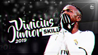Vinícius Júnior 2019 - RISING STAR ● Dribbling Skills & Goals | HD