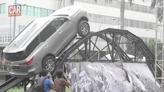 Toyota All New Fortuner 4X4 Media First Drive