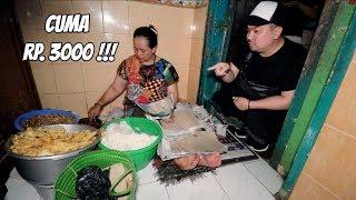 Video HARGANYA CUMA Rp. 3000, TAPI NASINYA DI BANTING!!! MP3, 3GP, MP4, WEBM, AVI, FLV September 2019