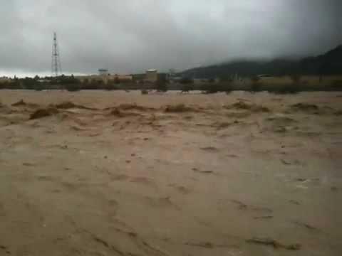 اعصار فيت  أودية الرستاق 1  4/6/2010