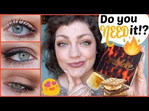 Tartelette Toasted Eyeshadow Palette by Tarte #5
