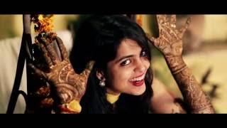 Kabeera - A wedding song | Alluring Frames | Manini + Ankit