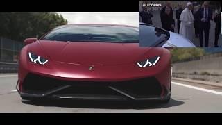 Самый безопасный автомобиль 2018, Среднемоторный Корвет, 1000+ л.с у Валькирии