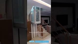 Evinize özel homelift asansör