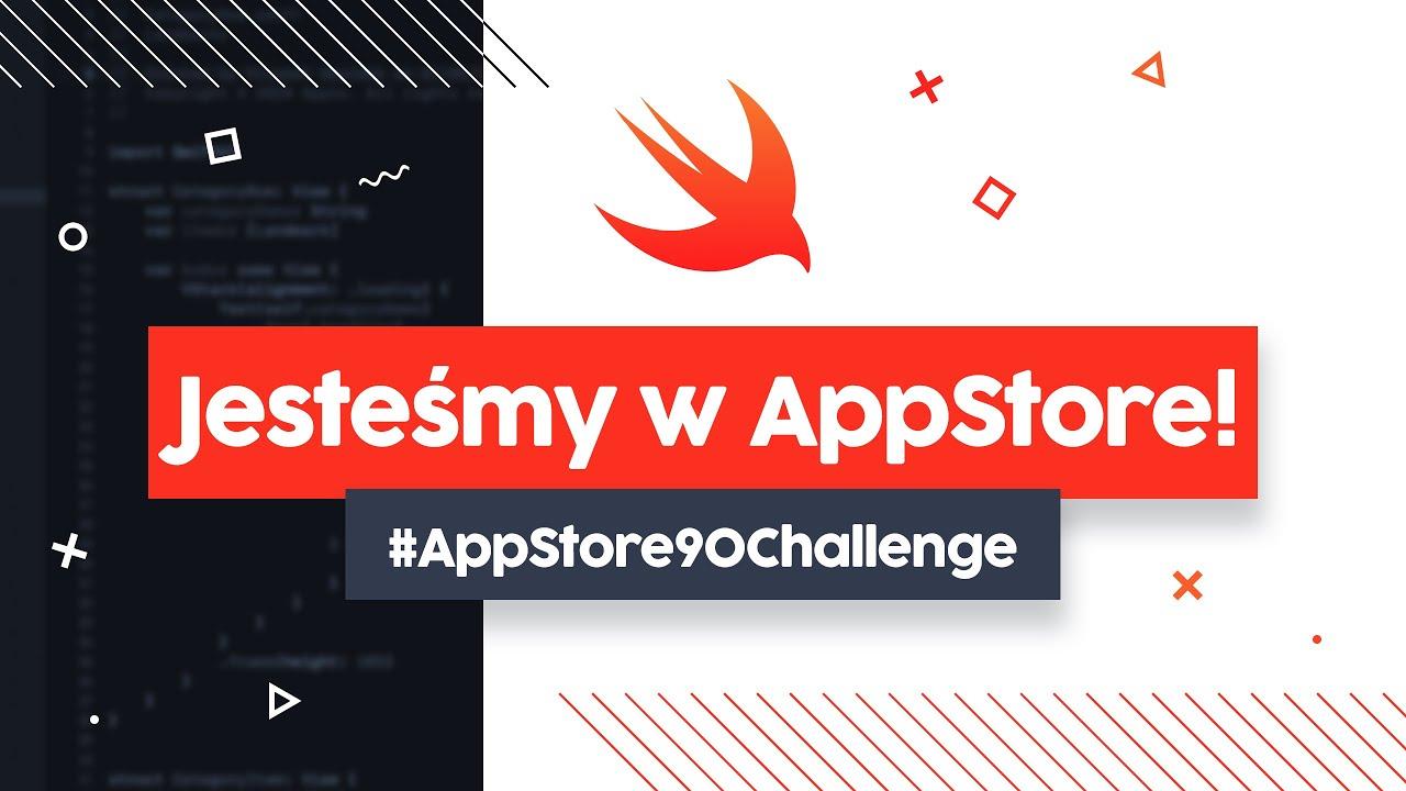 Premiera aplikacji Przeprogramowani 🎉 | AppStore90Challenge cover image