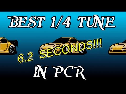 Pixel Car Racer Best Tune 6 5 Second Pixel Car Racer Tune Fastest