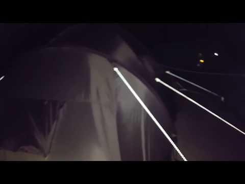 Тест в ДИКИЙ ВЕТЕР, палатки Outventure twin sky 4.