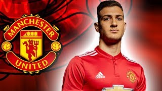 DIOGO DALOT | Welcome To Manchester United | Crazy Speed, Goals & Skills | 2018 (HD)
