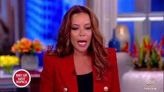 Harassed For Being Black: Sunny Shares Her Story | The View