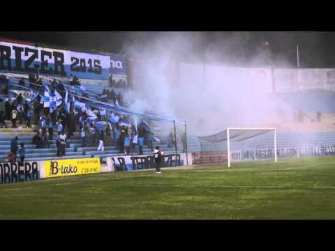 """""""Esta es mi pasion JAIBA BRAVA"""" Barra: La Terrorizer • Club: Tampico Madero"""