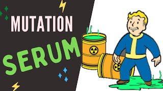 Fallout 76 | Mutation Serums Location