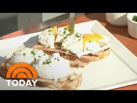 Eggs Benedict, Italian Style: Try Scott Conant's Delicious Recipe | TODAY