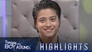 TWBA: Daniel's comment on Kathryn's acting performance in their film
