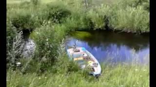 отдых на реке Хотча