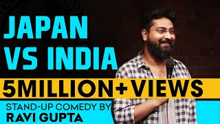 SEX, Japan Vs India | Stand-up Comedy by Ravi Gupta
