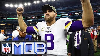 Kirk Cousins SHINES in prime time + Ryan Tannehill steals spotlight from Mahomes | NFL Monday QB