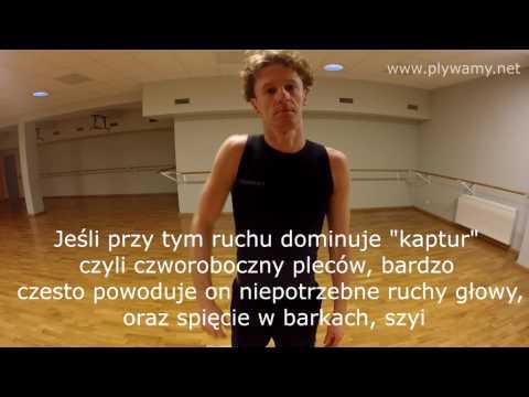 Ćwiczenia z ekspanderów dla mięśni pleców