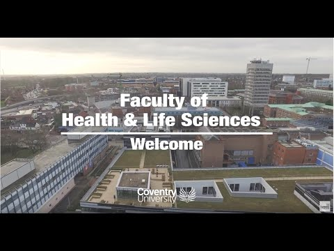 Welcome to the Faculty of Health & Life Sciences