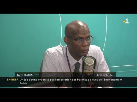 Invi Thé Café : Cyrille Flora, chef de file de l'Usd Guyane
