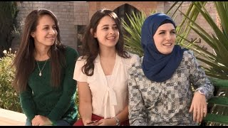 Thumbnail of the video 'Holy Land Conversation: Students at a Palestinian University'