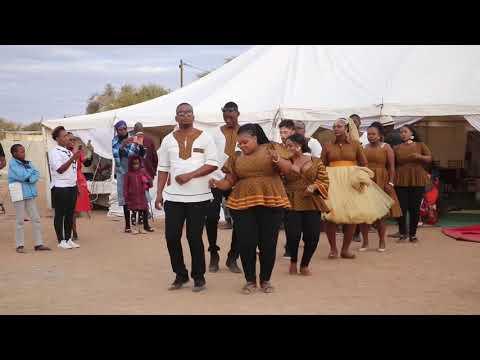 Botswana Wedding - Ipigogo DJ Nyceone Adam weds Onneile