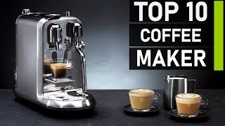 Top 10 Best Smart Coffee Makers for Coffee Lover
