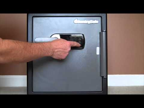 SentrySafe Digital Alarm Fire Safe