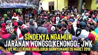 Kesenian Jaranan Wongso Kenongo - JWK Live Welut Kunir Singojuruh Banyuwangi 2019
