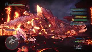 {MHWorld} A Fiery Convergence | 3'22 | Water HBG (TA Rules)