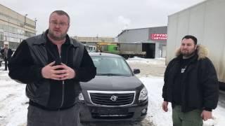 Ravon R4 Тест драйв - интервью с владельцем