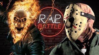 Рэп Баттл - Джейсон Вурхиз vs. Призрачный Гонщик (Jason Voorhees vs. Ghost Rider)