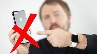 iPHONE 7 ДОСТАЛ