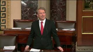 Rand Paul on Disgusting Government Hypocritical Spending